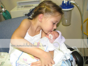 My Heart is Overflowing: Big Sister Love