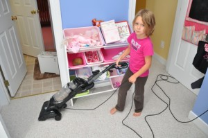 Just Call Me a Slave Driver {Kids and Chores}