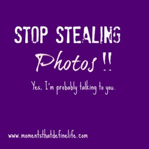 Stop Lifting Photos! {Blog Law & Ethics}