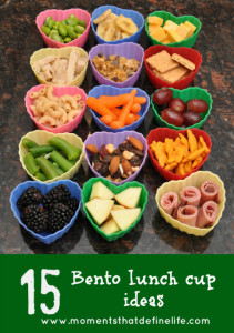 Healthy Lunches Bento Style! {Beyond Bologna}