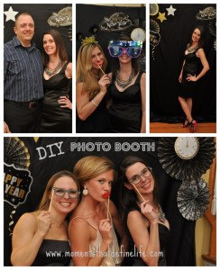 Party Essentials: DIY Photo Booth!
