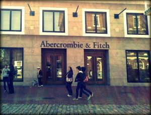 Abercrombie & Fitch: You Are Part of the Problem