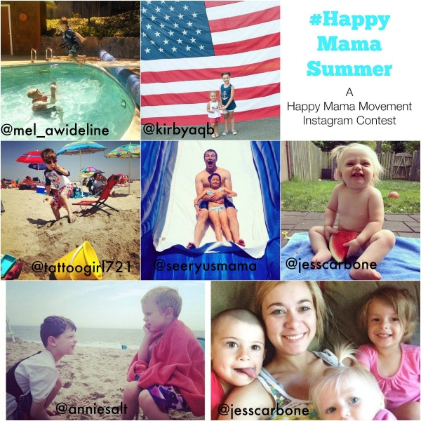 Our favorite Instagram #HappyMamaSummer photos to date!
