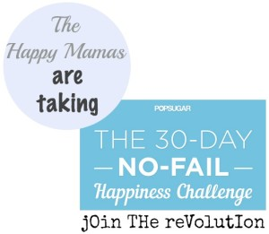 A 30-day Happiness Challenge