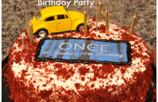 Once Upon a Time Birthday Party